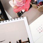 Monatskalender mit eigenen Bildern